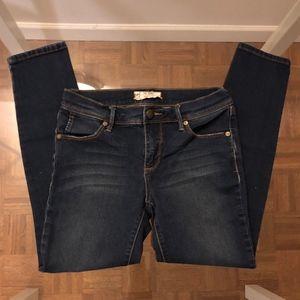Free People Ankle Cut Skinny Jeans
